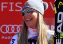 Forse Lindsey Vonn scierà con gli uomini