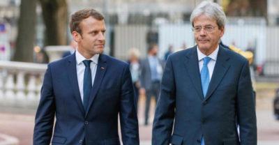 Italia e Francia hanno trovato un accordo sui cantieri di Saint-Nazaire