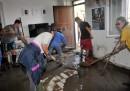 Maltempo: a Livorno riprese all'alba ricerche dei 2 dispersi