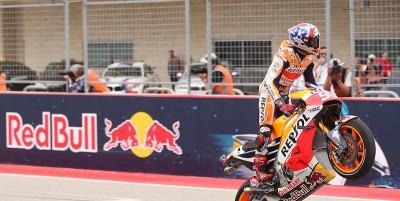 Marc Marquez ha vinto il Gran Premio di San Marino di MotoGP