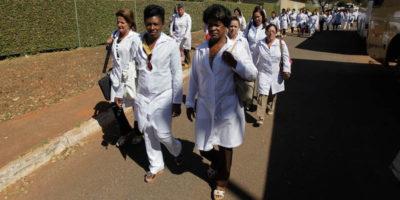 Anche i medici cubani si ribellano