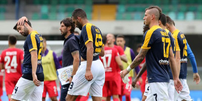I problemi dell'Hellas Verona arrivano da lontano