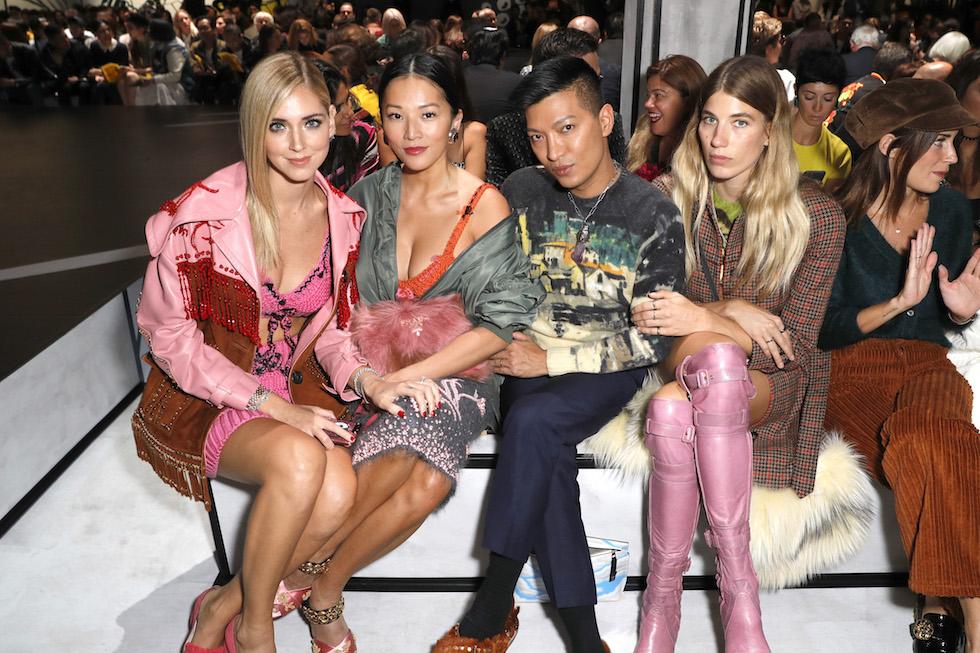 Una settimana della moda di milano un po 39 cos il post for Settimana della moda milano 2018