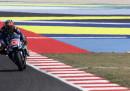 Maverick Viñales partirà dalla pole position al Gran Premio di San Marino di MotoGP