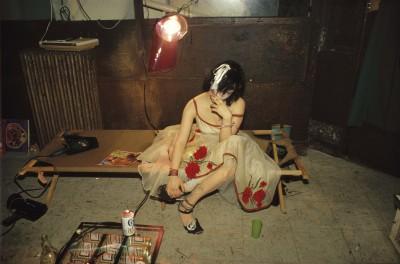 """""""The Ballad of Sexual Dependency"""" di Nan Goldin, a Milano"""