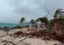 Le foto dell'isola privata di Richard Branson dopo il passaggio dell'uragano Irma