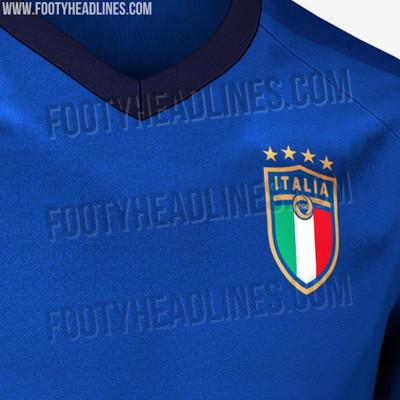 maglia italia nuova
