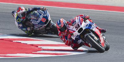 L'ordine d'arrivo del Gran Premio di MotoGP di San Marino