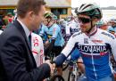 Peter Sagan ha vinto la prova in linea dei Mondiali di ciclismo su strada