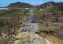 Le foto da Porto Rico, distrutta