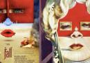 Poster di film che somigliano a famose opere d'arte