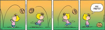 Peanuts 2017 settembre 20