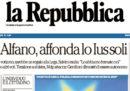 È stato approvato un piano di rinnovamento del quotidiano Repubblica