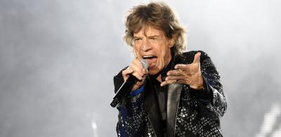 I Rolling Stones nelle foto del loro concerto di ieri sera a Lucca
