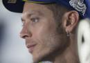 Valentino Rossi dice che proverà a gareggiare al Gran Premio d'Aragona, se sarà dichiarato idoneo