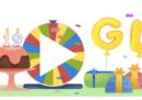"""Cos'è la """"Ruota della fortuna per il compleanno di Google"""""""