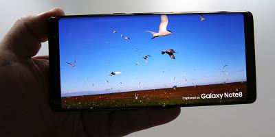 Che si dice del Samsung Galaxy Note 8