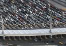 Il casello di frontiera più trafficato al mondo chiude per tre giorni