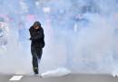 scioperi lavoro macron francia