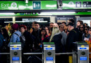 Lo sciopero del trasporto pubblico di Milano, giovedì 11 luglio