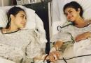 Selena Gomez ha ringraziato su Instagram l'amica che le ha donato un rene