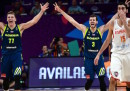 La Spagna di basket è stata eliminata a sorpresa dagli Europei: ha perso dalla Slovenia per 92 a 72