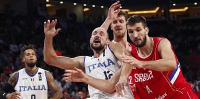L'Italia è stata eliminata dagli Europei di basket