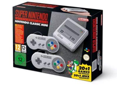 """È uscito il """"Super Nintendo Mini"""""""