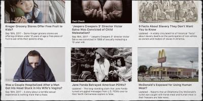 Il più famoso sito americano di fact-checking ha dei problemi