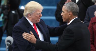 La lettera che Barack Obama lasciò a Donald Trump nel giorno del suo insediamento
