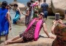 Foto dalle vacanze dei cinesi in Vietnam