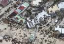 Le foto del passaggio dell'uragano Irma ai Caraibi