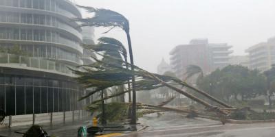 L'uragano Irma è arrivato in Florida