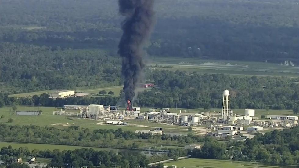 Harvey Chemical Plant
