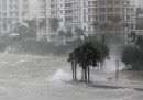 L'uragano Irma sta arrivando in Florida