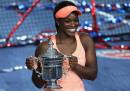 La tennista statunitense Sloane Stephens ha vinto gli US Open