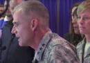 Il potente discorso di un militare americano contro il razzismo