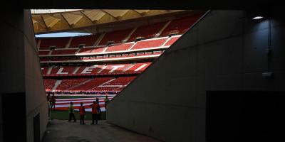 Com'è fatto il nuovo stadio dell'Atletico Madrid