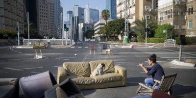 Com'è Tel Aviv durante lo Yom Kippur