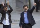 Due leader dell'indipendenza catalana andranno in prigione per sedizione