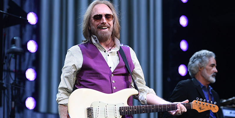 Tom Petty in fin di vita, rocker colpito da un infarto
