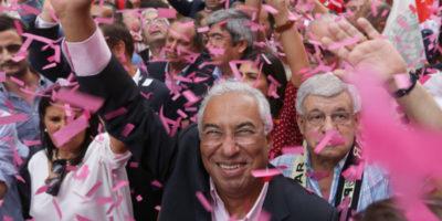 In Portogallo i socialisti vanno alla grande