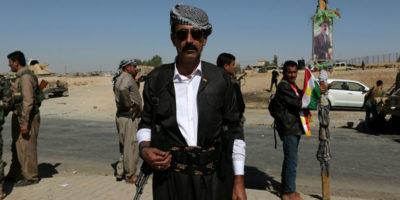 Per i curdi iracheni le cose si mettono male