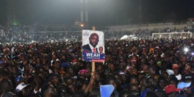 Delle elezioni quasi normali, in Liberia