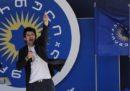 L'ex difensore del Milan Kakhaber Kaladze è stato eletto sindaco di Tbilisi