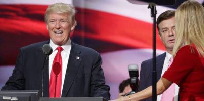 Due grosse notizie su Trump e la Russia