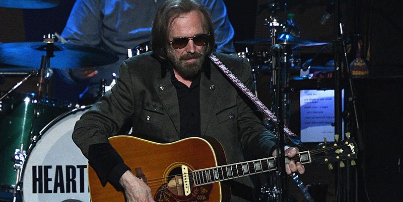 Addio a Tom Petty, stroncato da un infarto