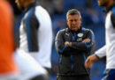 Craig Shakespeare non è più l'allenatore del Leicester City