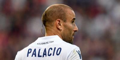 Rodrigo Palacio, l'ultimo spettacolo