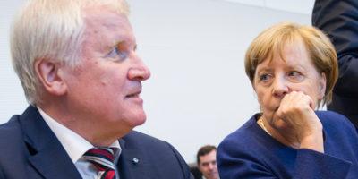 Merkel ha trovato un accordo con la CSU sull'accoglienza dei rifugiati